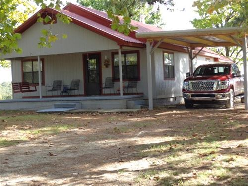 Farm For Sale in Northern Arkansas : Violet Hill : Izard County : Arkansas