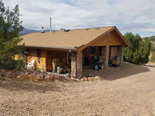 Off Grid, Sustainable Mountain : Florence : Fremont County : Colorado