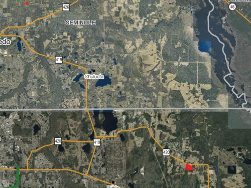 East Orange County Land & Homesite : Christmas : Orange County : Florida