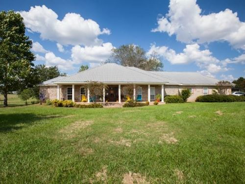 20.5 Acres With A Home In Madison : Canton : Madison County : Mississippi