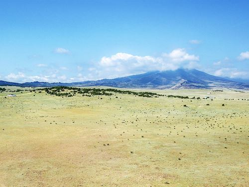 Ranch Near County Road & Blm Land : Walsenburg : Huerfano County : Colorado