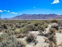 The Reno Solution : Herlong : Lassen County : California
