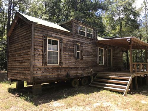 40 Acres In Jasper County In Bay Sp : Bay Springs : Jasper County : Mississippi