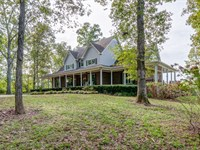 Home On The Banks Of The Duck River : Columbia : Maury County : Tennessee