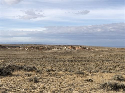 Fremont Acreage : Moneta : Fremont County : Wyoming