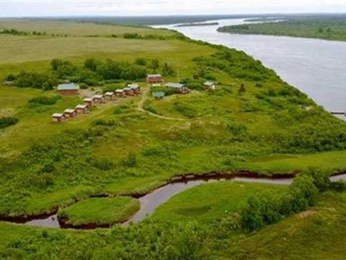 Remote Fishing Lodge & Cabin Busin : Dillingham : Alaska