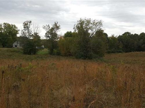Land For Sale, 32.5 Acres in Lawr : Bedford : Lawrence County : Indiana