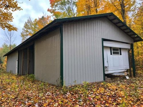 24932 E Lp Walsh Rd Mls 1111728 : White Pine : Ontonagon County : Michigan