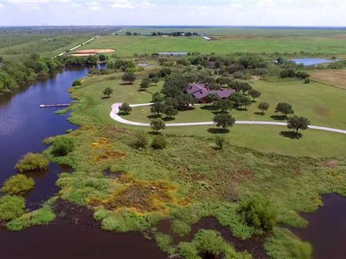 Gaines Home And Ranch 269 Acres : Petrolia : Clay County : Texas