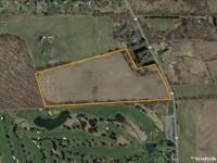 22 Acres Of Vacant Pastures : Cazenovia : Onondaga County : New York