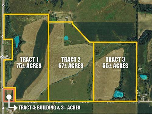 Iowa Farmland Auction : Centerville : Appanoose County : Iowa