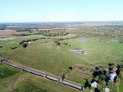 Pastureland In Vernon County : Walker : Vernon County : Missouri