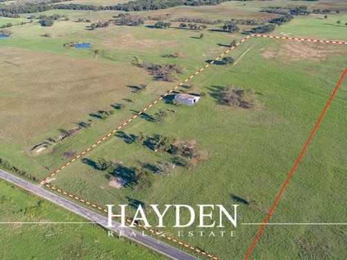 Beautiful Acreage In Huckabay : Stephenville : Erath County : Texas