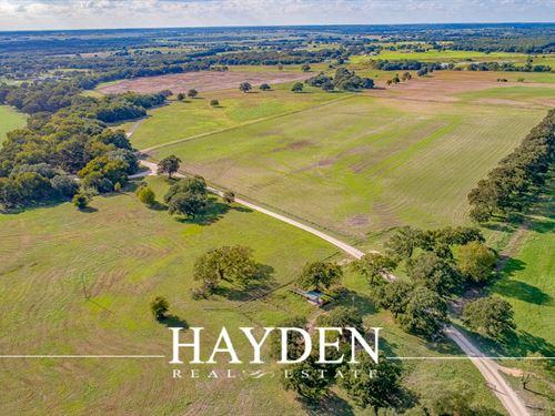 Picturesque Views Aplenty : Stephenville : Erath County : Texas