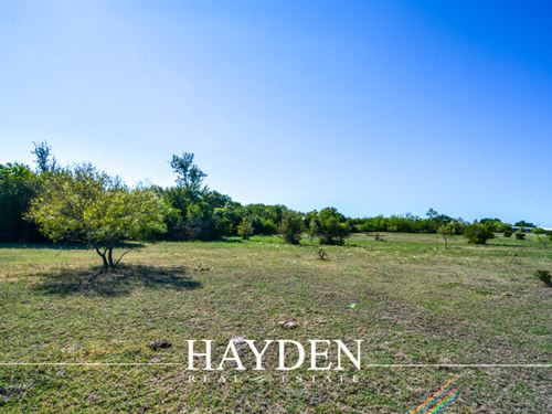 Private Acreage In Hico, Texas : Hico : Erath County : Texas