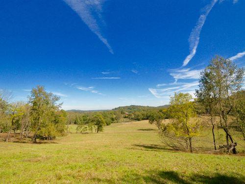 Turnkey Cattle Farm On Fountain Ck : Culleoka : Maury County : Tennessee