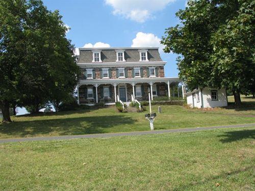 Branch Valley Farm : Harleysville : Montgomery County : Pennsylvania
