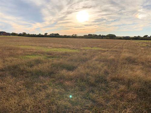 13.49444 Acres For Sale : Enid : Garfield County : Oklahoma