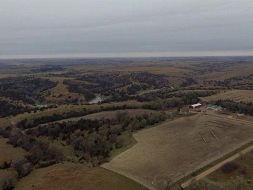 Howard County Land And Home : Palmer : Howard County : Nebraska