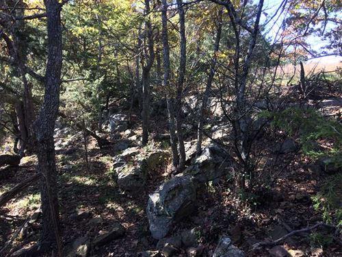 147 Acres Of Prime Hunting Prop : Longton : Elk County : Kansas