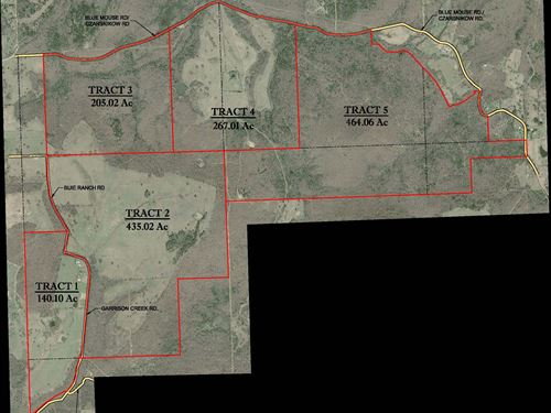 Prime Hunting And Pasture Land : Roland : Sequoyah County : Oklahoma