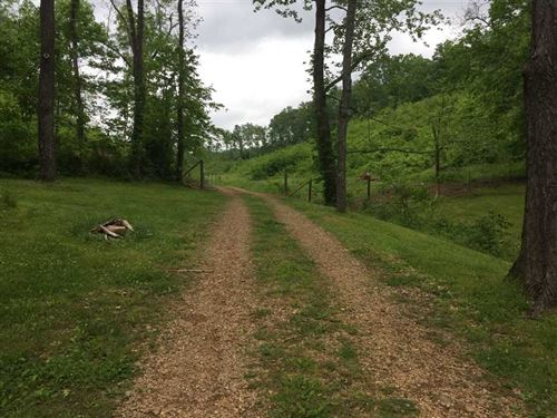 170 Acre Tract, Humphreys County : Bucksnort : Humphreys County : Tennessee