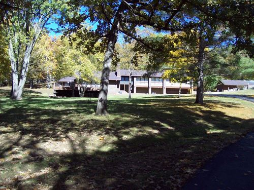 Missouri Ozarks Home on 12 Acres : Piedmont : Wayne County : Missouri