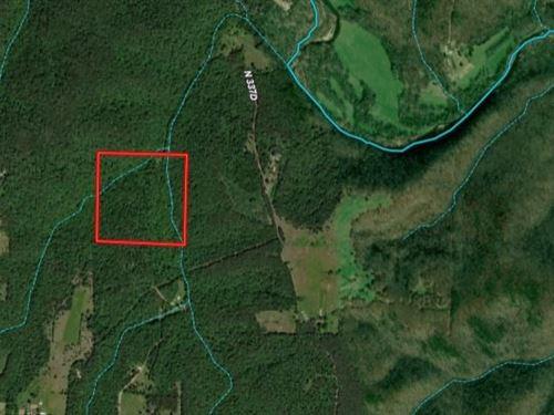 Recreation Hunting Land Southern : Wasola : Douglas County : Missouri