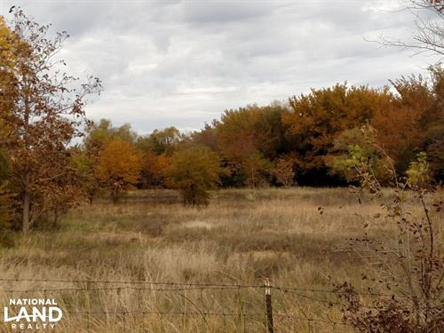 Hunting 80 With Home And Shop : Burrton : Harvey County : Kansas