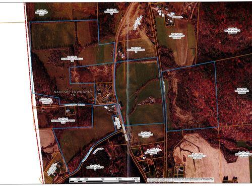 Land Bradford County, Pa, Ogm : Canton : Bradford County : Pennsylvania
