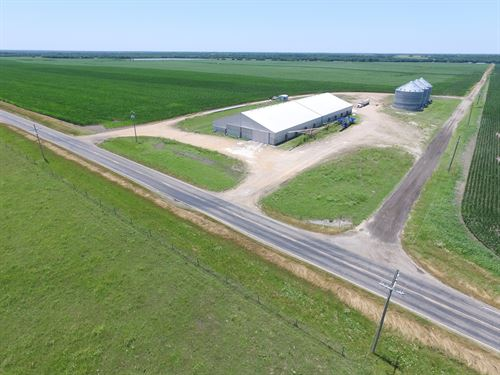 2115 Acre Farm : Paris : Lamar County : Texas