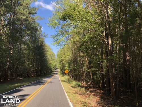 Bullocks Creek Homesite And Hunting : Sharon : York County : South Carolina