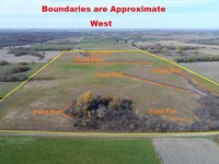 80 Acres, Nodaway County Mo, New : Guilford : Nodaway County : Missouri