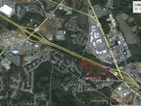 Interstate Frontage Tract : Macon : Bibb County : Georgia