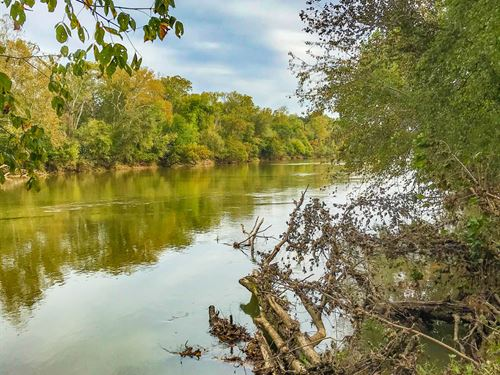 Broad River Tract, River Frontage : Union : South Carolina