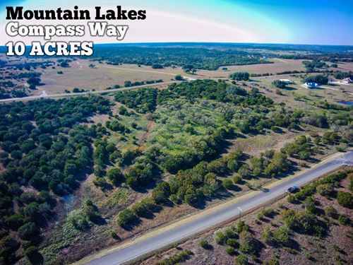 10 Acres In Erath County : Bluff Dale : Erath County : Texas