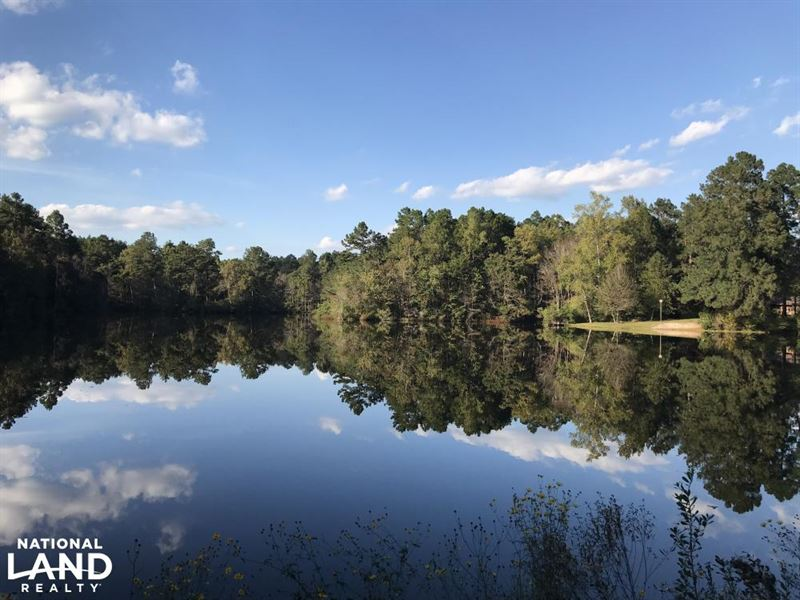 Large Acre Estate With Lake : Ranch for Sale : Sumrall ...