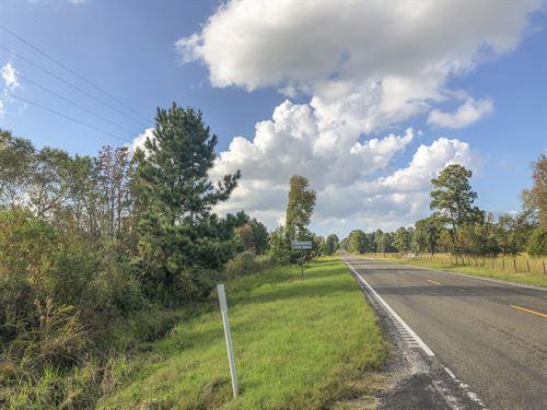 30 Ac Hwy 75 : Huntsville : Walker County : Texas