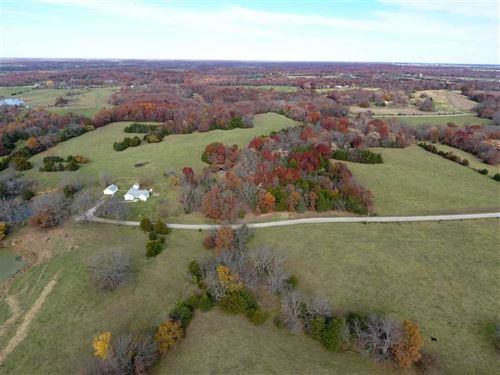 160 Acre Pasture/Ranch Johnson Cou : Knob Noster : Johnson County : Missouri