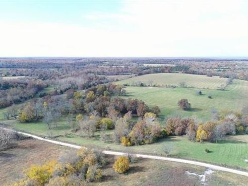 Pastureland St Clair County : Collins : Saint Clair County : Missouri