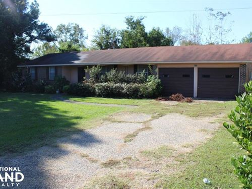 Us-80 Selma Homesite, Recreation : Selma : Dallas County : Alabama