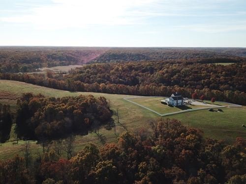 Scenic & Productive 375 Ac South : Linn Creek : Camden County : Missouri