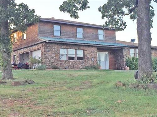 5 Bedroom Home On 30 Acres M/L : Hulbert : Cherokee County : Oklahoma