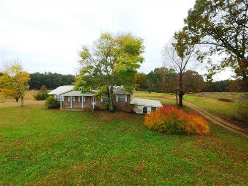 Quiet Farm : Phil Campbell : Franklin County : Alabama