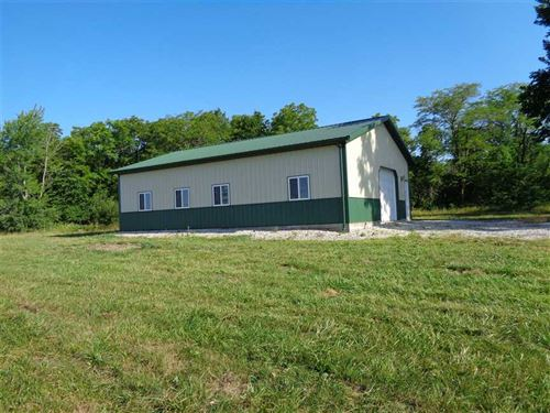 93.80 Acres, M/L Hunting Land For : Coatsville : Appanoose County : Iowa