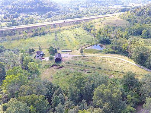 McGarey Hill Rd, 38 Acres : Macksburg : Washington County : Ohio