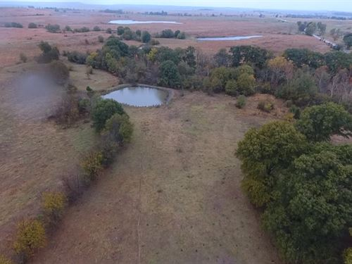 Great Pasture / Recreation Land : Tamaha : Haskell County : Oklahoma