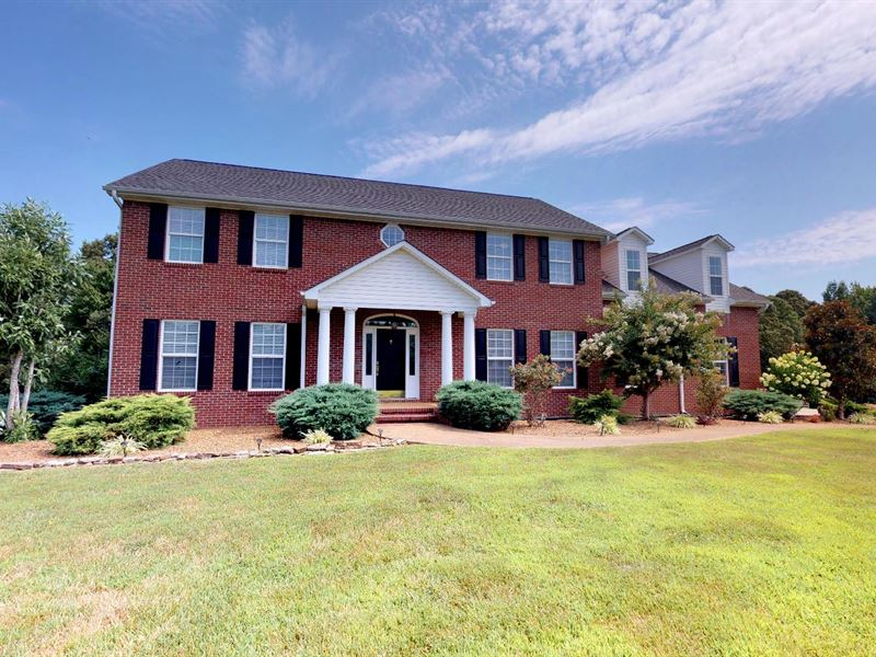 Beautiful Brick Home On 15 Acres   Clarksburg   Carroll County   Tennessee 9a266684b0d