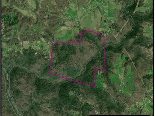 569 Acre Parcel In Nicholas County : Summersville : Nicholas County : West Virginia