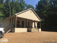 Beautiful Timber Land/Recreational : West : Holmes County : Mississippi